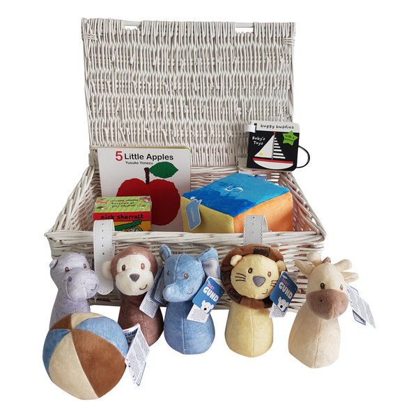 Book and Toy Hamper